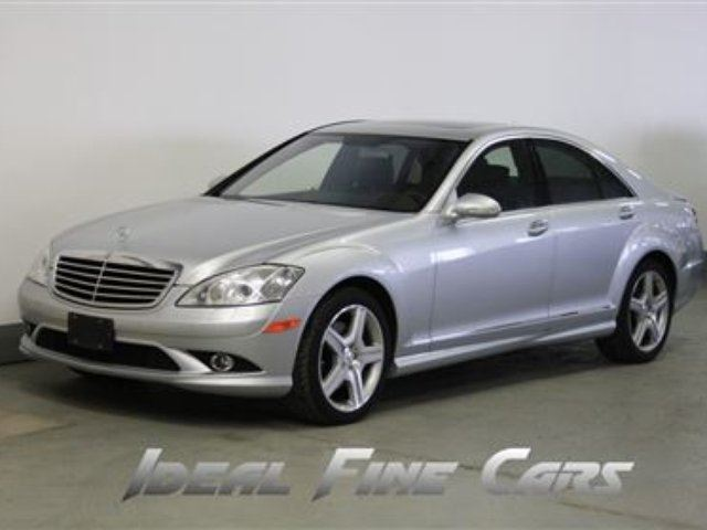 2008 mercedes benz s class 450 4 matic amg package for Mercedes benz 2008 s550 for sale