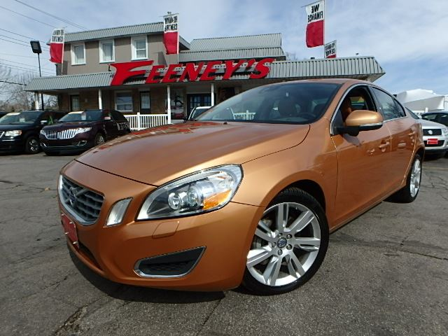 2011 volvo s60 t6 awd leather sunroof copper feeney car. Black Bedroom Furniture Sets. Home Design Ideas