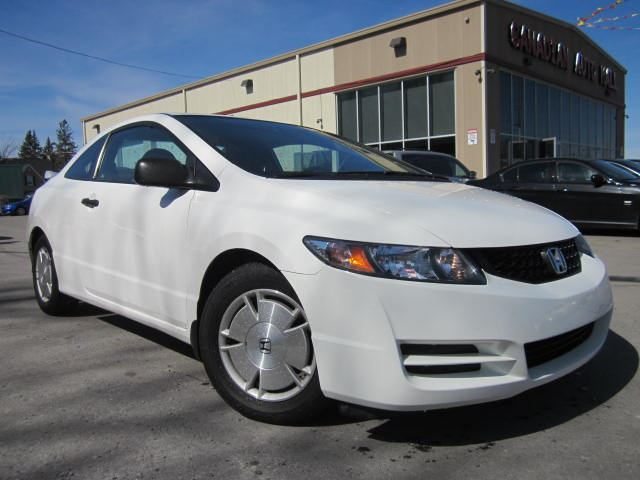 2011 Honda Civic DX-G CRUISE, LOADED, 64K in Stittsville, Ontario