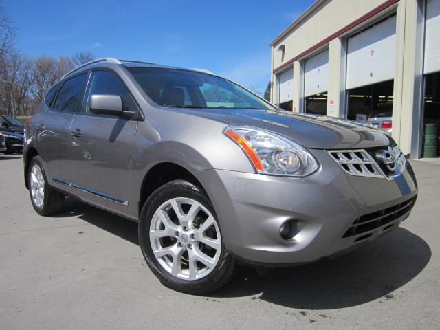 2012 nissan rogue sl awd nav leather roof. Black Bedroom Furniture Sets. Home Design Ideas
