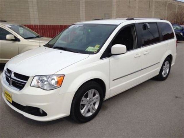 2011 dodge grand caravan crew automatic leather heated. Black Bedroom Furniture Sets. Home Design Ideas