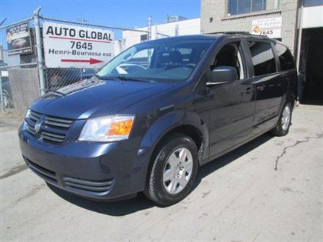2009 dodge grand caravan se montreal quebec used car. Black Bedroom Furniture Sets. Home Design Ideas