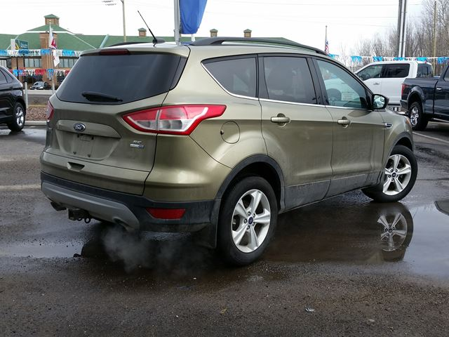 2014 ford escape se awd hawkesbury ontario used car for sale 2107301. Black Bedroom Furniture Sets. Home Design Ideas