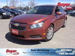 2012 Chevrolet Cruze Eco in Pickering, Ontario