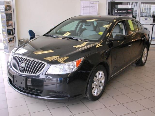 2013 buick lacrosse pembroke ontario used car for sale 2109784. Black Bedroom Furniture Sets. Home Design Ideas