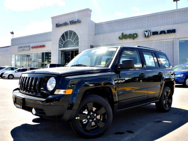 2015 jeep patriot altitude thornhill ontario new car for sale 2111364. Black Bedroom Furniture Sets. Home Design Ideas