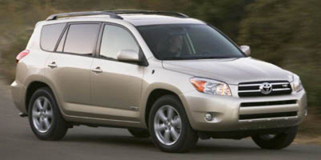 2007 toyota rav4 limited gas mileage. Black Bedroom Furniture Sets. Home Design Ideas
