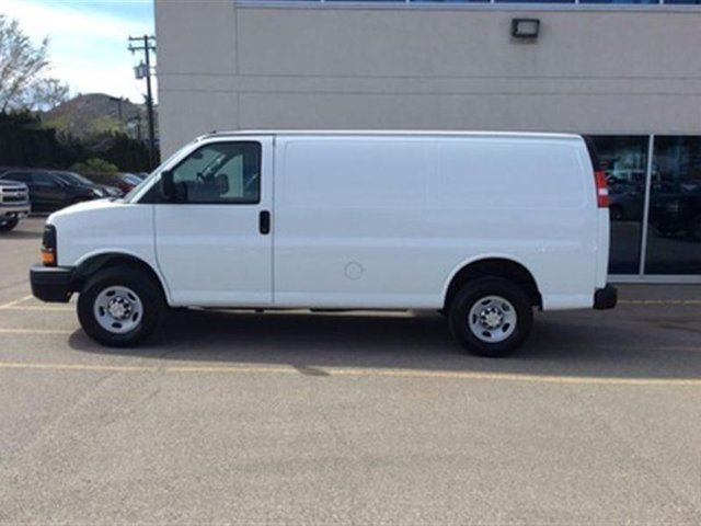 2015 Chevrolet Express           in Vernon, British Columbia