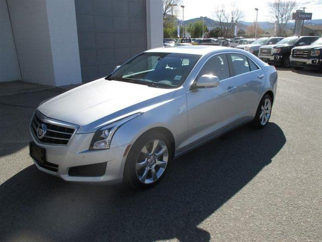 2014 CADILLAC ATS 2.0L Turbo Luxury in Kelowna, British Columbia
