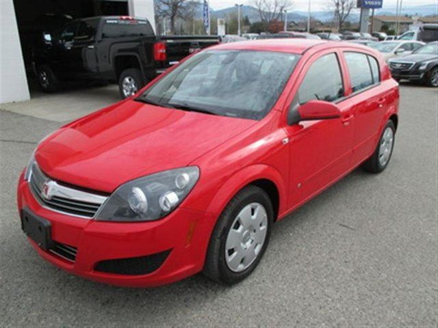 2008 SATURN ASTRA XE in Kelowna, British Columbia