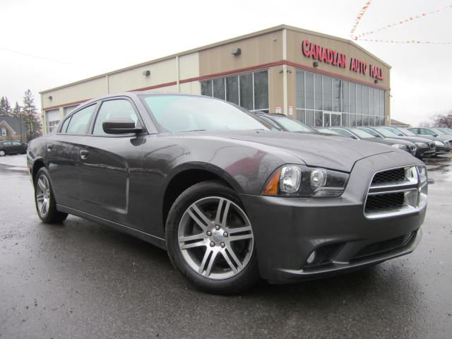 2014 dodge charger sxt grey canadian auto mall. Black Bedroom Furniture Sets. Home Design Ideas
