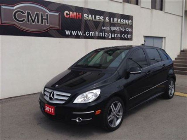 2011 mercedes benz b class b200 turbo st catharines for Mercedes benz st catharines