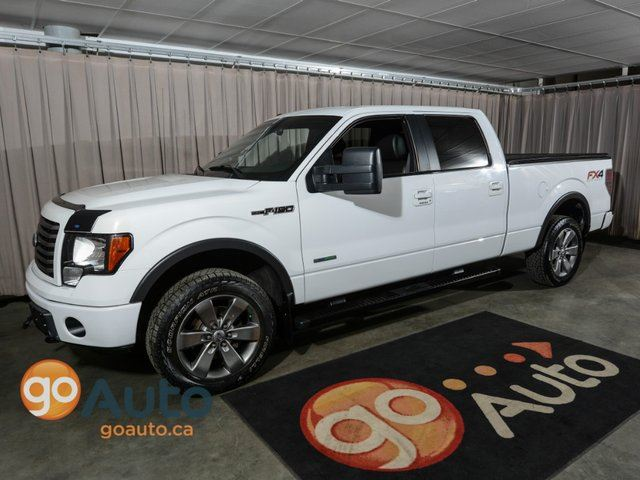 2012 ford f 150 fx4 4x4 supercrew cab 5 5 ft box 145 in wb edmonton alberta used car for. Black Bedroom Furniture Sets. Home Design Ideas