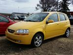 2008 Chevrolet Aveo LT - sunroof   *price just reduced* in Ottawa, Ontario