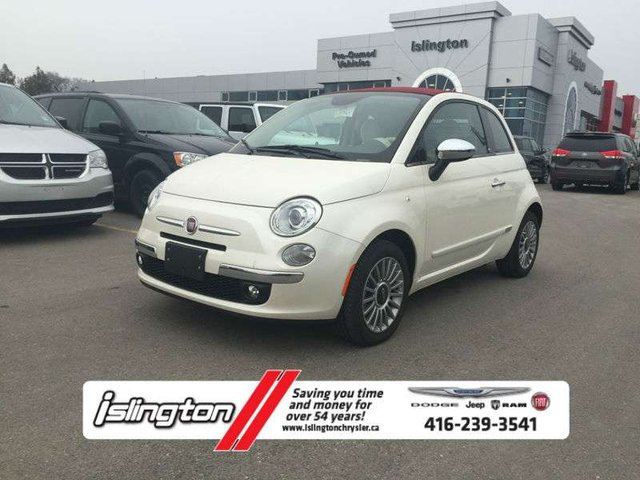 2015 fiat 500 lounge toronto ontario new car for sale. Black Bedroom Furniture Sets. Home Design Ideas