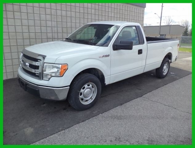 2014 ford f 150 xl regular cab stratford ontario used car for sale 2117440. Black Bedroom Furniture Sets. Home Design Ideas