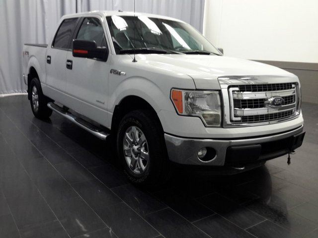 ford f 150 fx4 4x4 supercrew cab styleside 65 ft box 157 in wb autos weblog. Black Bedroom Furniture Sets. Home Design Ideas