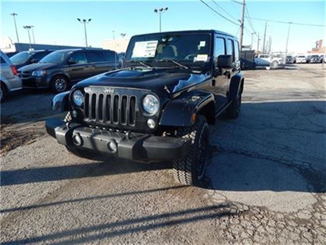 2015 Jeep Wrangler Unlimited Brand New 2015 Jeep