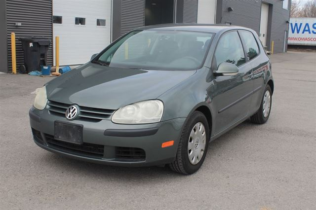 2007 volkswagen rabbit 3 door whitby ontario used car. Black Bedroom Furniture Sets. Home Design Ideas