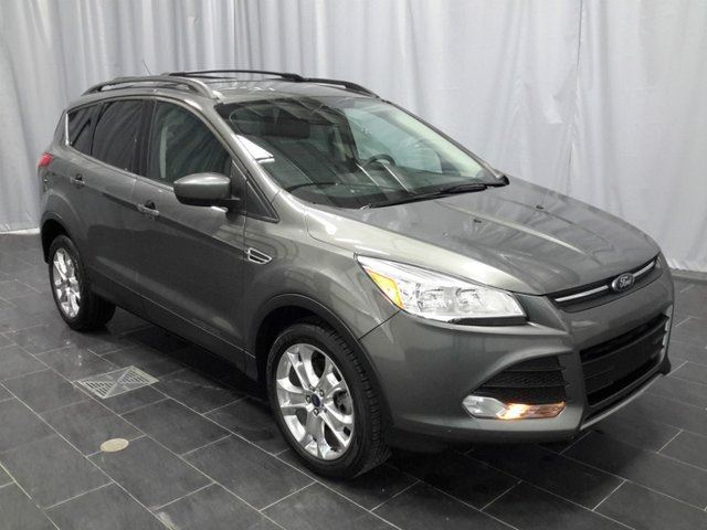 2013 ford escape se 4wd leather nav power liftgate winnipeg manitoba used car for sale. Black Bedroom Furniture Sets. Home Design Ideas