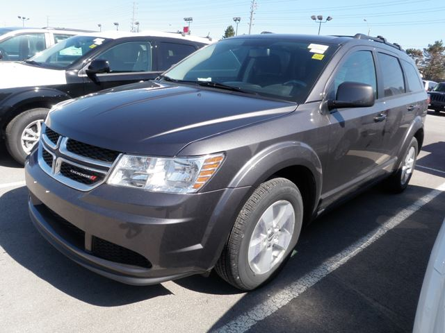 2015 Dodge Journey SE Plus in Milton, Ontario