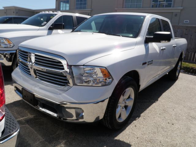2015 ram 1500 slt white hunt chrysler new car. Black Bedroom Furniture Sets. Home Design Ideas