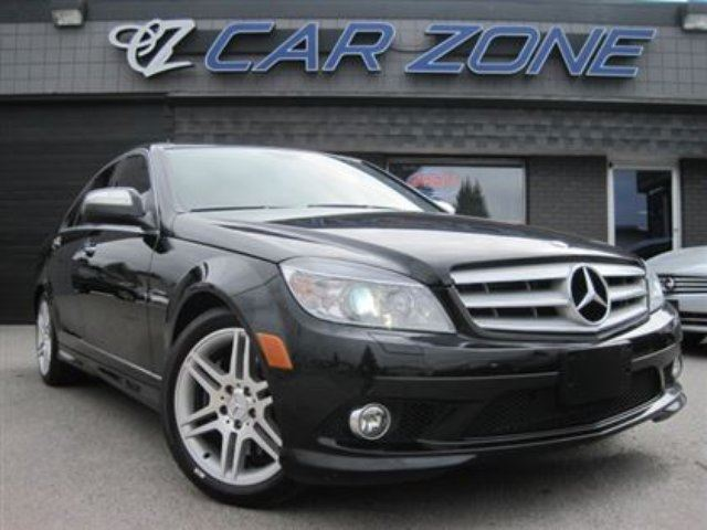 2009 mercedes benz c class c350 4matic navi skyview. Black Bedroom Furniture Sets. Home Design Ideas