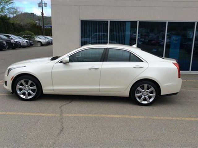 2014 cadillac ats 2 0l turbo luxury vernon british columbia used car for sale 2120701. Black Bedroom Furniture Sets. Home Design Ideas