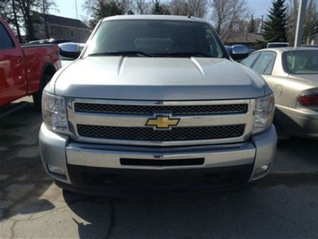 2011 chevrolet silverado 1500 ltz crew z71 winnipeg. Black Bedroom Furniture Sets. Home Design Ideas
