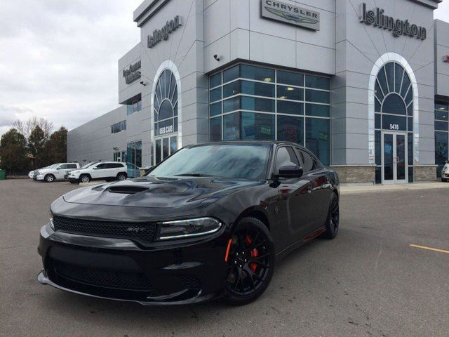 2015 dodge charger srt hellcat available for immediate delivery canadian car clean carproof. Black Bedroom Furniture Sets. Home Design Ideas