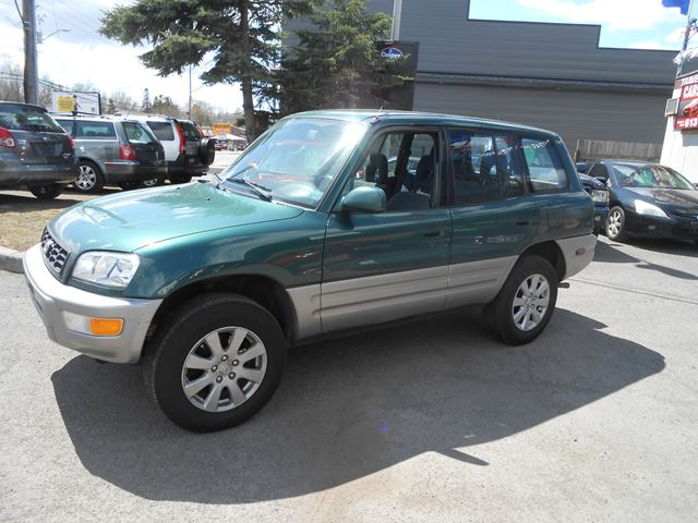 2000 Toyota Rav4 Dark Green Cars Of All Kinds Wheels Ca