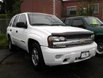 2002 Chevrolet TrailBlazer LS 2WD in Koksilah, British Columbia