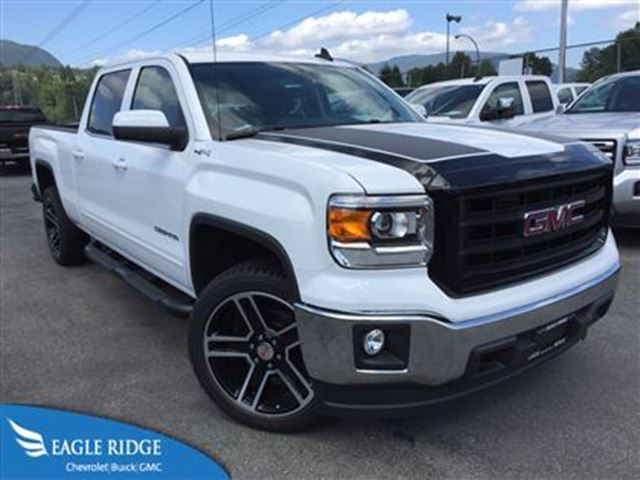 2015 gmc sierra 1500 sle coquitlam british columbia used car for sale 2122712. Black Bedroom Furniture Sets. Home Design Ideas