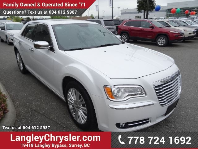 2014 chrysler 300 c luxury series Car Pictures