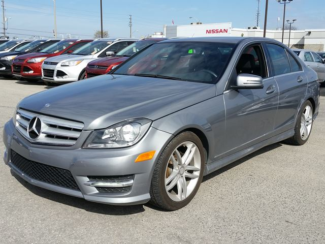 2012 mercedes benz c250 scarborough ontario used car ForMercedes Benz Scarborough