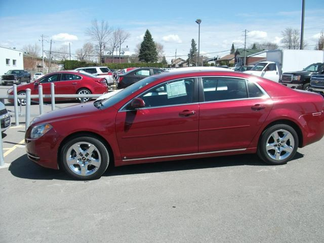 2009 chevrolet malibu lt chateauguay quebec used car. Black Bedroom Furniture Sets. Home Design Ideas