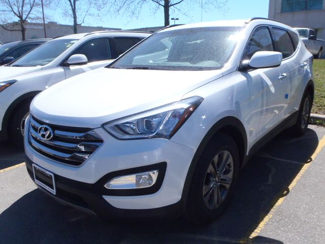 2015 hyundai santa fe newmarket ontario new car for sale 2125707. Black Bedroom Furniture Sets. Home Design Ideas