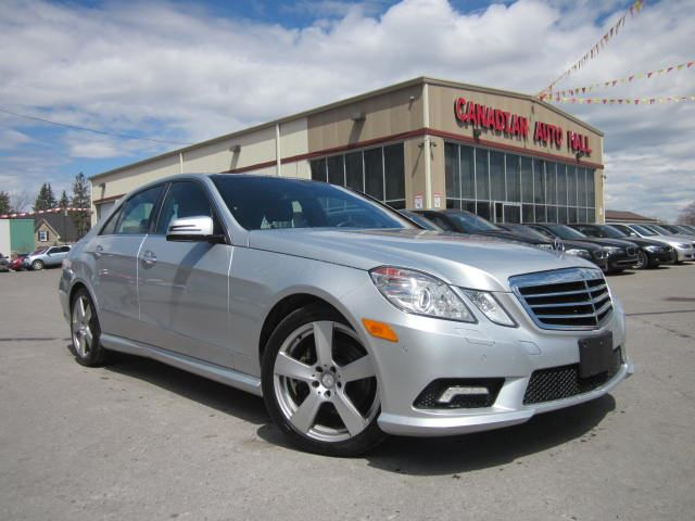 2011 mercedes benz e class e350 4matic nav roof 50k for Mercedes benz e350 2011