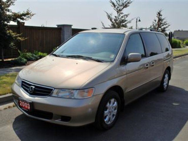 2003 HONDA ODYSSEY EX Local Clean in Campbell River, British Columbia