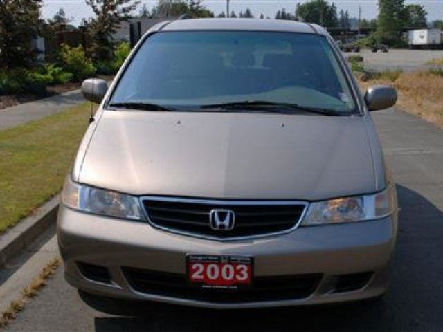 2003 honda odyssey ex local clean campbell river british columbia car for sale 2126459. Black Bedroom Furniture Sets. Home Design Ideas
