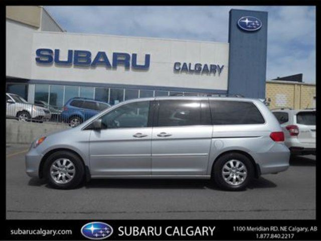 2010 honda odyssey ex l calgary alberta used car for. Black Bedroom Furniture Sets. Home Design Ideas