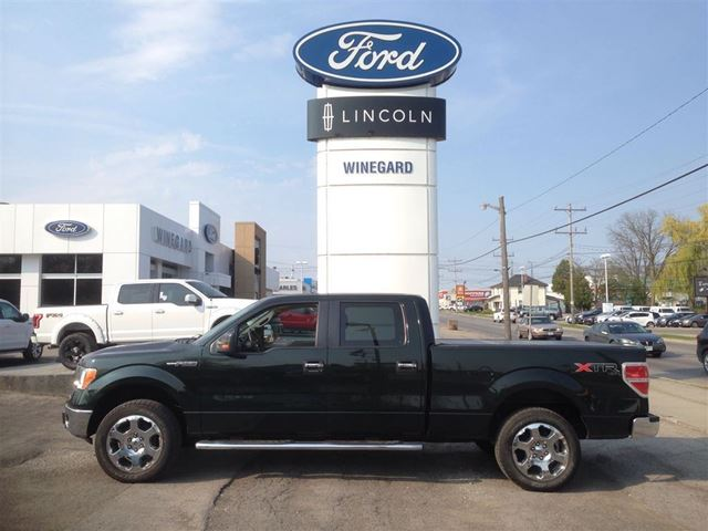 2012 ford f 150 xlt caledonia ontario used car for sale 2129117. Black Bedroom Furniture Sets. Home Design Ideas