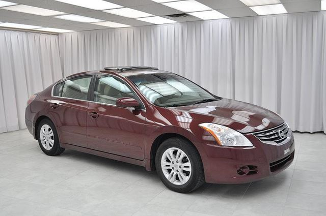 2011 nissan altima 2 5s special edition w sunroof heated seats red o 39 regan 39 s nissan. Black Bedroom Furniture Sets. Home Design Ideas