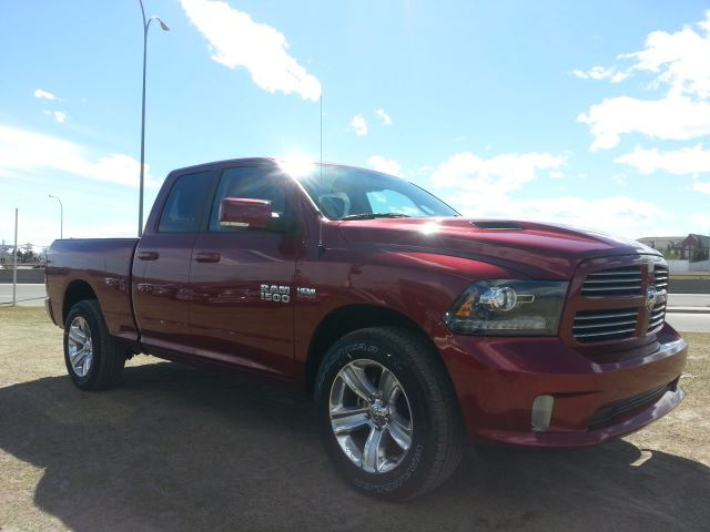 fixed up dodge ram 2014 sport autos post. Black Bedroom Furniture Sets. Home Design Ideas