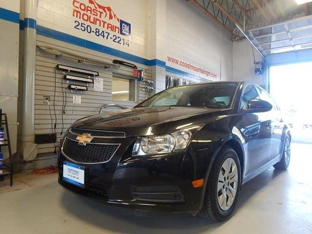 2013 CHEVROLET CRUZE LT Turbo in Smithers, British Columbia