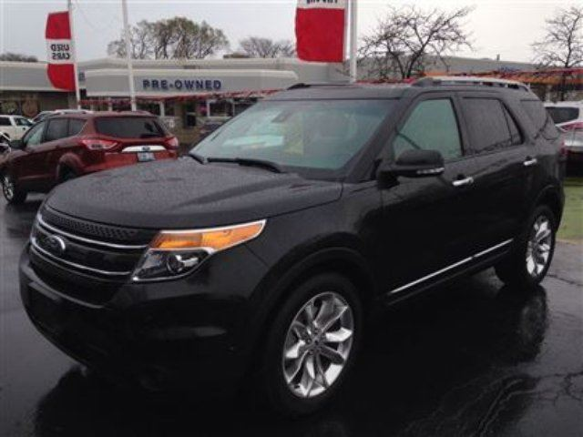 2015 ford explorer limited too late this one is sold low finance burlington ontario used. Black Bedroom Furniture Sets. Home Design Ideas