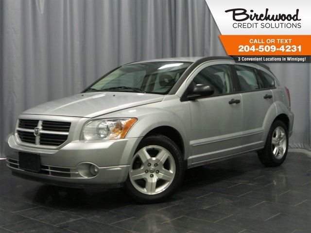 2007 dodge caliber sxt winnipeg manitoba used car for sale 2131768. Cars Review. Best American Auto & Cars Review