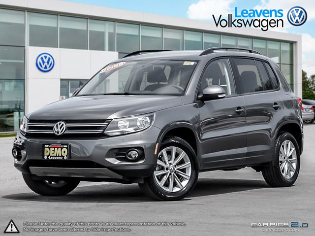 2015 volkswagen tiguan gray leavens volkswagen. Black Bedroom Furniture Sets. Home Design Ideas
