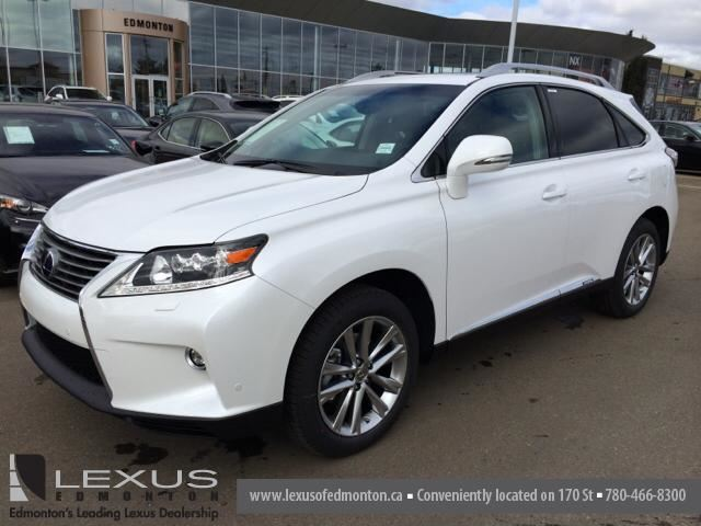2015 lexus rx 450h edmonton alberta used car for sale 2132291. Black Bedroom Furniture Sets. Home Design Ideas