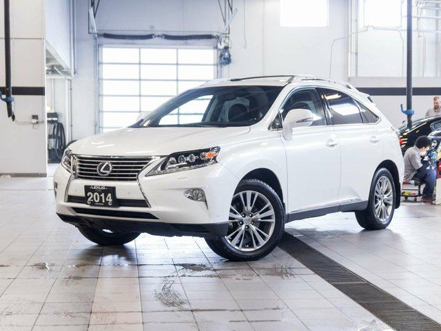 2014 lexus rx 450h awd technology white lexus of kelowna. Black Bedroom Furniture Sets. Home Design Ideas